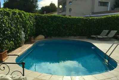 Amazing villa on Garraf coast with a swimming pool and Chill Out area